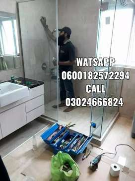 Electrician plumber painter AC  gas wiring services repairing install