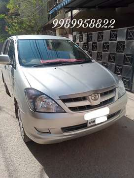 Toyota Innova 2007 less driven neat condition new Tyres chilled ac int