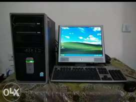 Branded HP Computer Desktop