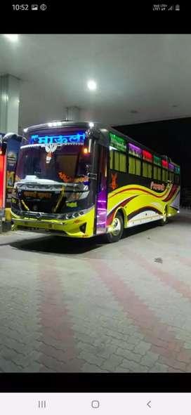 Seating bus,Ashok Leyland,2 buses