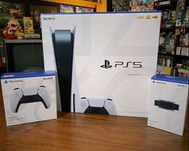 Sony PlayStation 5 (PS5) Console Disc  New
