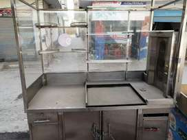 Counter for sale total steel
