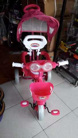 Sepeda anak bisa bayar di rumah