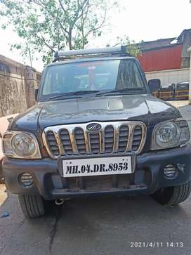 Mahindra Scorpio 2008 Diesel 180000 Km Driven ,in good condition