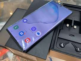 SAMSUNG NOTE 10 PLUS  256GB AURA GLOW ALL OVER INDIA COD SHIPMENT AVAI