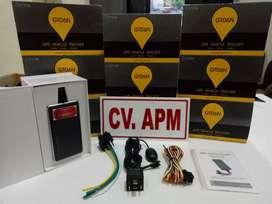 GPS tracker gt06n, amankan mobil/motor dg sangat akurat+server