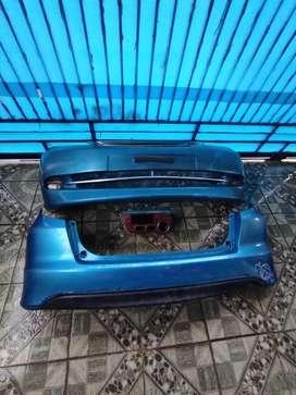 Bumper mobil Honda jazz ge8 tahun 2008 2011 sebelum facelift noblesse