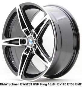 Velg BMW  Ring.18X8 Hole.5X120 ET38 BMF