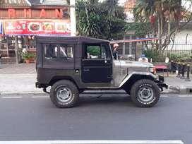 Lancruiser Softop Hardtop 1978 TT minibus