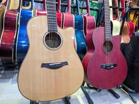 Branded guitars at Acoustica