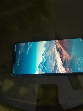 Honor 8c slightly used  3 months only