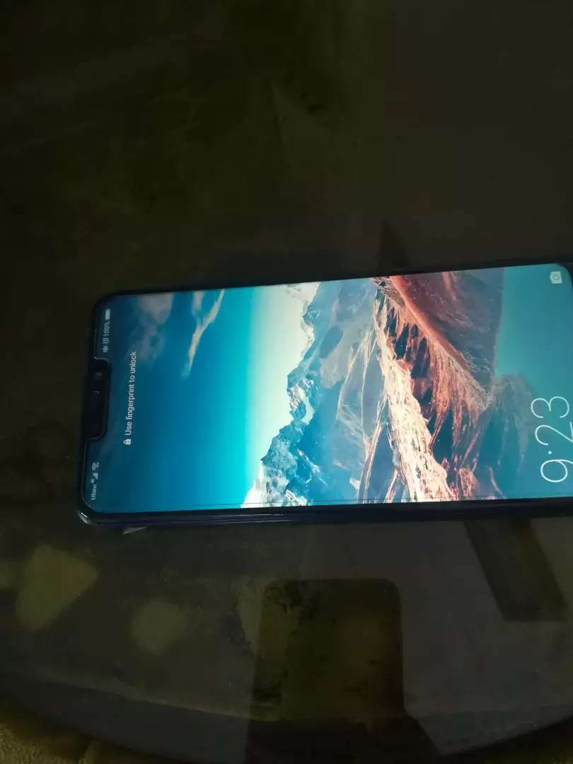 Honor 8c slightly used  3 months only 0