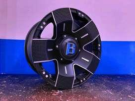 Kredit Velg Mobil Offroad Xtrail, Wulling Cortez Ring 20 HSR Wheel