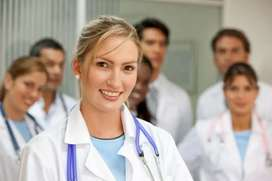 Required Female BAMS/BHMS/BDS Doctors