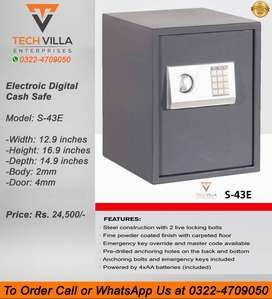 S-20E 13500 safe locker digital safe cash safe tejori security locker