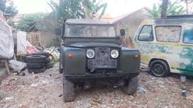 LAND ROVER long type
