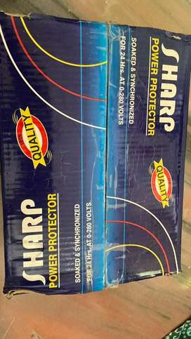 Sharp Power Protector(Stabilizer)