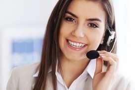 We hve job in himdi pr english call center