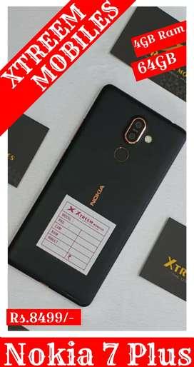 Nokia 7 Plus..Fresh Condition..