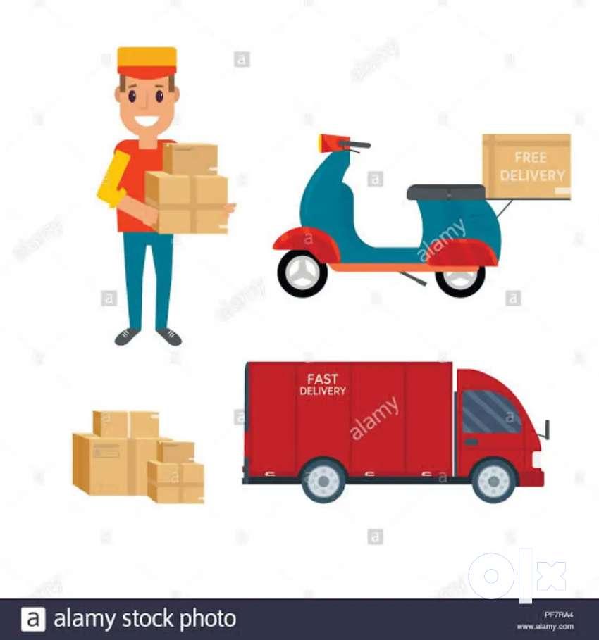 Bikers  delivery boy  urgent requirement 0