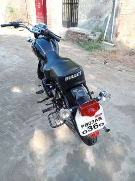 Royal Enfield, New tyer, New battery, good condition,