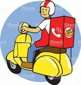 Wanted food delivery boys for Swiggy in Nellore