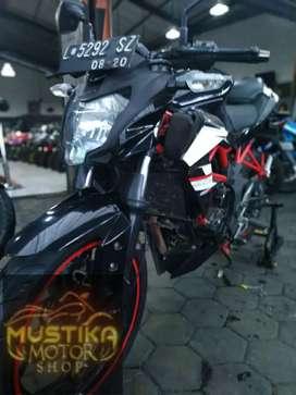 Kawasaki ninja SL pmk 2015 km 14rb Wiliam Mustika