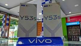 VIVO Y53S RAM 8+3GB /128GB NFC GARANSI RESMI