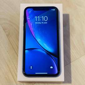 ( BLUE ) IPHONE XR GET BUY WITH COD SHIPMENT