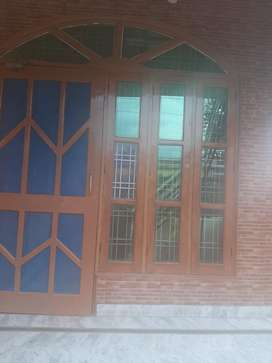 1 BHK with DinningRoom   with geaser attached bathroom..
