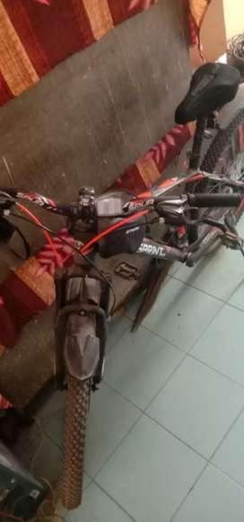 My new Hercules cycle