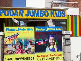 Teacher for Play Group and KG. For females only