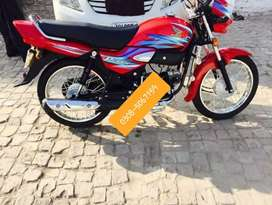 Honda pridor cd 100 like new for sell total Genuine not a single scrat
