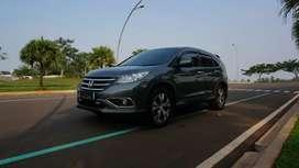 Honda CRV Prestige 2.4 AT 2013 abu abu