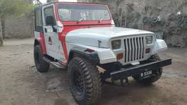 Jeep Naya Dour Agriculture Department Auction.