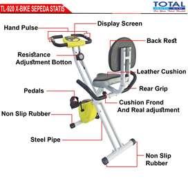 Sepeda Statis X-BIKE TL-920 Alat Fitness Menyehatkan