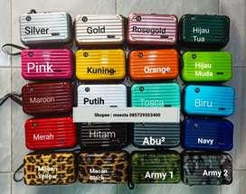 Tas koper mini front block Seli Jogja Murah