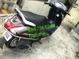 My scooty for sell