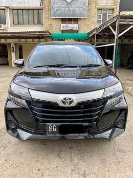 Toyota Avanza 2020 tipe E 1.3 M/T km 8rb