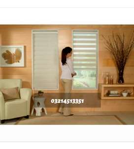 Zebra Blinds & All type of window blinds available