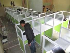 Meja Partisi Telemarketing Call Centre