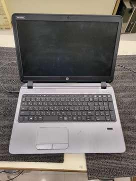 HP 15.6, CORE I5 5TH GN 8GB 500GB WIN 10