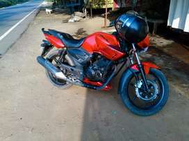 TVS RTR 160 CC Super Sports Bike
