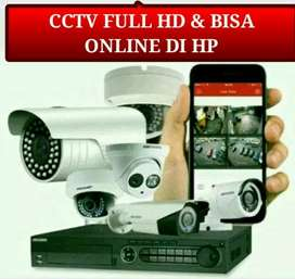 MENERIMA JASA PEMASANG KAMERA CCTV DENGAN BANYAK PILIHAN TERBARU