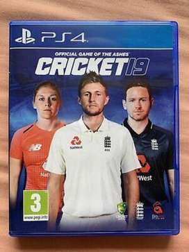 Ps4 Cricket 19