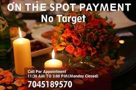 On The Spot Payment | Candle Banawo Aur Hazaro Kamawo