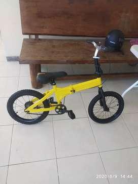 Sepeda lipat anak 16