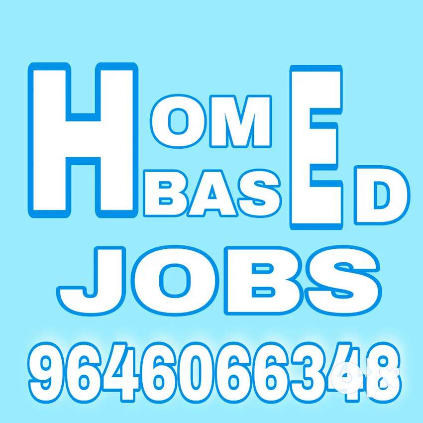 All data entry and copy paste work.. Home Based part time apply kow