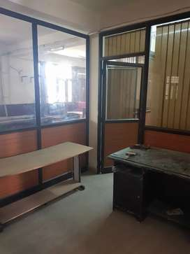 Vaishali 1500 Sq.ft Fully Furnished office in Commercial Building
