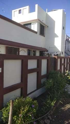 2 bhk, complete spacious, corner, independent tenament at Naghedi